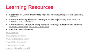 physical therapy for cardiovascular disorders dr mohamed seyam