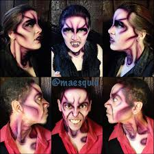 special effects airbrush makeup vire contouring airbrush work special effects makeup