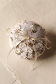 ring pillow field of flowers ring pillow in décor gifts bhldn