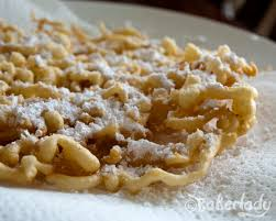 this funnel cake will be the highlight of your week u2013 bakerlady