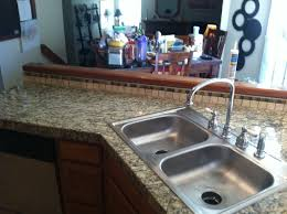Kitchen Backsplash Ideas With Santa Cecilia Granite Integrity Installations A Division Of Front Range