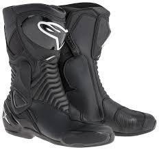 motorcycle riding shoes mens alpinestars smx 6 boots revzilla