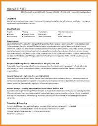 Esthetician Resume Sample by Resume Samples For Estheticians Medical Esthetician Resume