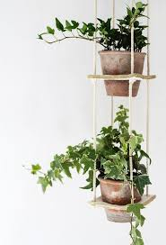 10 easy diy hanging planters to keep your plants happy apartment