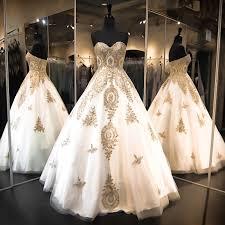 gold wedding dresses popular wedding dress gold ivory buy cheap wedding dress gold