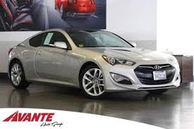 hyundai genesis 2013 for sale used hyundai genesis coupe for sale in san francisco ca edmunds