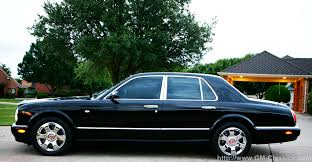 bentley arnage r bentley arnage matt garrett dallas texas