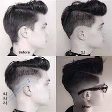 haircut with 12 clippers from hard parts to undercuts men s clipper cutting is getting