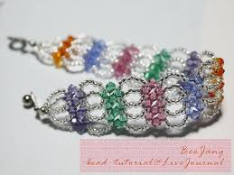 crystal bracelet designs images 37 best beads images diy jewelry diy jewelry jpg
