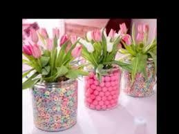 baby shower flower centerpieces baby shower flower arrangement ideas