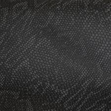 Black Upholstery Leather Snake Black Exotic Automotive Upholstery Leather