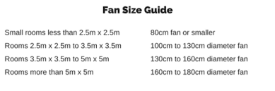 ceiling fan size for room what to consider when purchasing a ceiling fan fat shack vintage