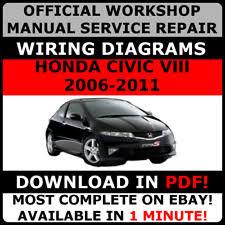 honda civic car service u0026 repair manuals ebay