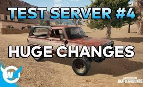 pubg 1 0 patch notes 動画 pubg update 1 0 test server 4 patch notes huge changes