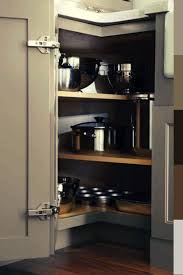 kitchen corner cupboard rotating shelf 50 top trend corner cabinet ideas designs for 2021