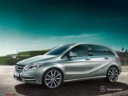 mercedes a class diesel mercedes b class diesel launched at 22 6 lakh rupees ex