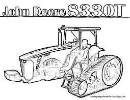 john deere tractor coloring pages to print cute john deere tractor