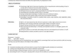 Sous Chef Resume Sample by Multitasking On Resume Sample Reentrycorps