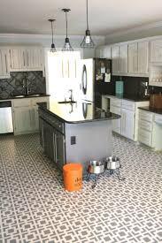 kitchen bin ideas interior design idea for spacious kitchen beautiful tile flooring