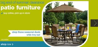 kmart com hot end of summer clearance up to 90 off patio