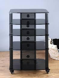 Audio Racks Vti Ngr405 5 Shelf Audio Rack