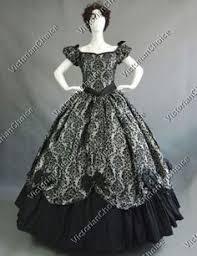 Victorian Halloween Costume Marie Antoinette Renaissance Queen Dress Ball Gown Theatrical
