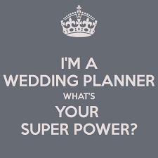why you need a wedding planner the