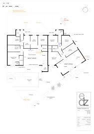floorplans halula beach house cornwall halula properties