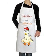 tablier de cuisine personnalisé photo tablier de cuisine personnalisé pas cher cadeau pour femme le
