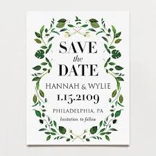 Save The Date Save The Date Postcards Printable Press