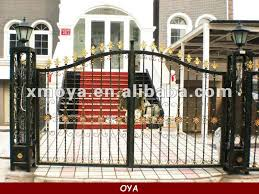 Iron Main Gate Grill Designs Home Buy Iron Main Gate Designs