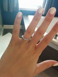 upgrading wedding ring 10th anniversary ring upgrade help awesome 10 year anniversary