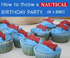 Nautical Party Theme - nautical birthday party ideas birthdays birthday party ideas