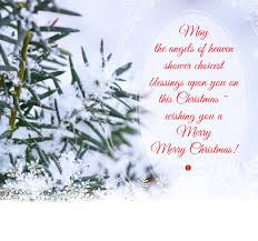 wishing you a merry merry quote