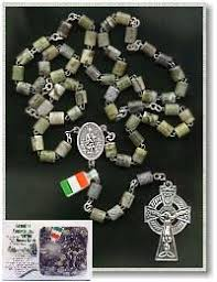 connemara marble rosary connemara marble rosary celtic expressions