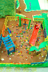 popsicle stick playground craft for kids creative jewish mom