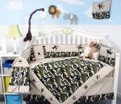 Nursery Bedding Sets Boy by Soho Boy Camouflage Army Baby Crib Nursery Bedding Set Included