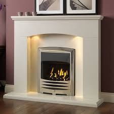 free delivery gallery modena limestone fireplace includes