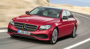 mercedes of germany 2017 mercedes e class starts from 45 303 in germany