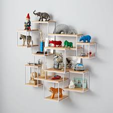 project ideas kids wall shelves interesting design shelves and