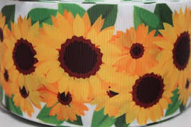 ribbon by the yard 3 sunflower grosgrain ribbon grosgrain ribbon by the yard for