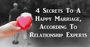Marriage Caption 4 Secrets To A Happy Marriage According To Relationship Experts