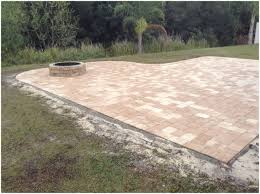 Lowes Patio Pavers by Backyards Ergonomic Backyard With Pavers Landscaping Pavers