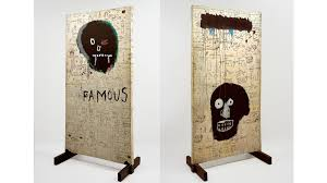 a look at artist legend basquiat u0027s previously unseen notebooks