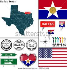 Dallas map stock images royalty free images vectors shutterstock