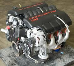 2005 corvette engine 2005 corvette ls2 engine complete w harness ecu accesories