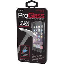 Tempered Glass Windows For Sale Iphone 6 6s Tzumi Proglass Premium Hd Tempered Glass Screen