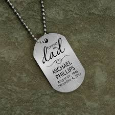my memorial dog tag