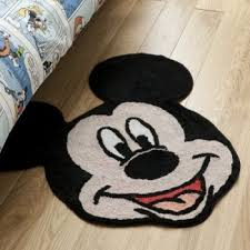Minnie Mouse Bathroom Rug Mickey Mouse Bedroom Curtains Mickey Mouse Large Rug Mat