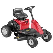 rover mini ride on lawn mower 420cc four stroke engine 24